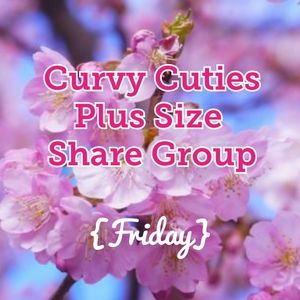 4/3 PLUS SIZE SHARE GROUP: CURVY CUTIES